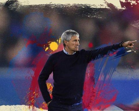 У Барселоны сменился главный тренер