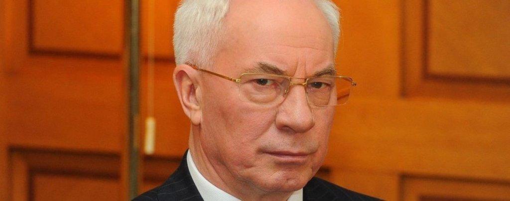 В уряді оцінили можливість зняття санкцій з Азарова