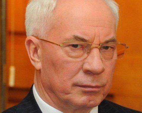 В правительстве оценили возможность снятия санкций с Азарова
