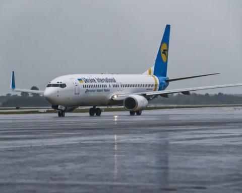 В аэропорту «Борисполь» задерживают вылет рейсов в Турцию — на это нет разрешения