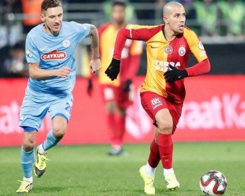 Дебютний гол Гармаша в чемпіонаті Туреччини вийшов курйозним