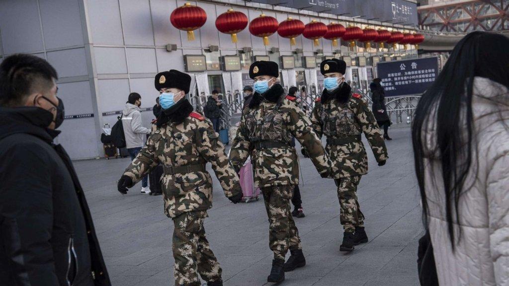 Китай скрывал информацию о распространении COVID-19 — разведка