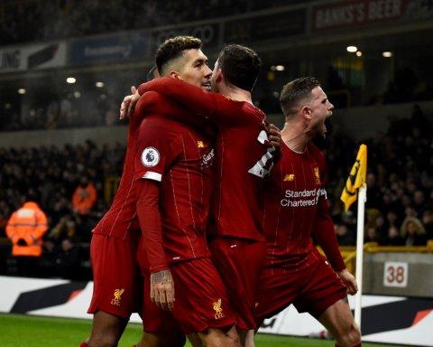 Вулверхэмптон — Ливерпуль — 1:2: онлайн-трансляция матча АПЛ
