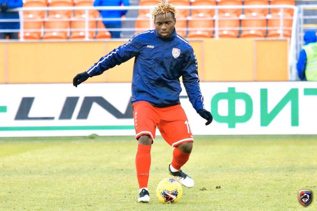Динамо посилилося нігерійцем, який до цього грав за Тамбов