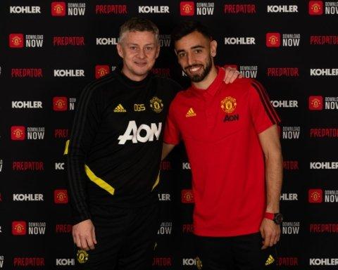 Ман Юнайтед купив у Спортінга португальця, який фанатіє від Роналду