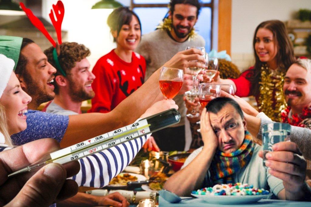 На новорічні свята COVID-19 піде на спад: епідеміолог дала свій прогноз
