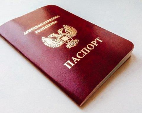 У Донецьку почали «полювання» на власників українських паспортів: що придумала Росія