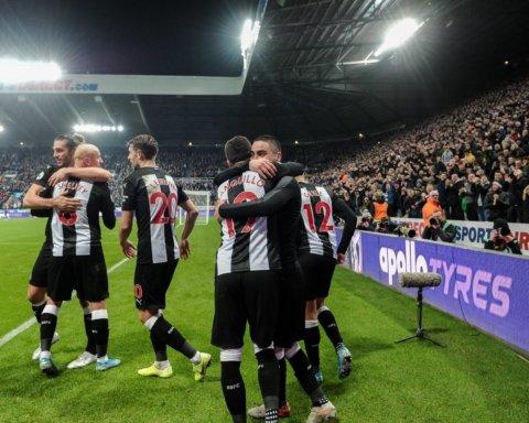 Ньюкасл — Челси — 1:0: онлайн-трансляция матча АПЛ