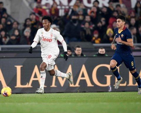 Рома – Ювентус – 1:2: онлайн-трансляція матчу Серії А