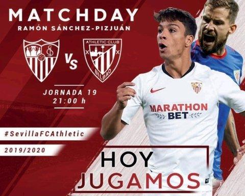 Севілья – Атлетік – 1:1: онлайн-трансляція матчу Ла Ліги