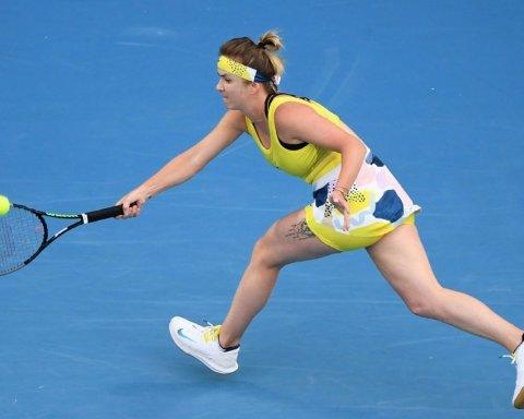 Світоліна програла Мугурусі та вилетіла з Australian Open