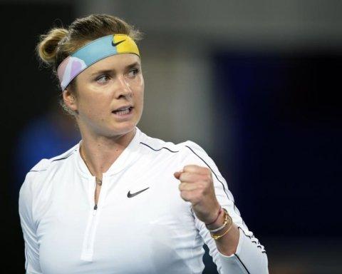 """Світоліна прокоментувала диво-удар на Australian Open """"кращий в житті"""""""