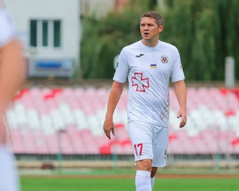Экс-защитник сборной Украины устроил драку на футзальном турнире