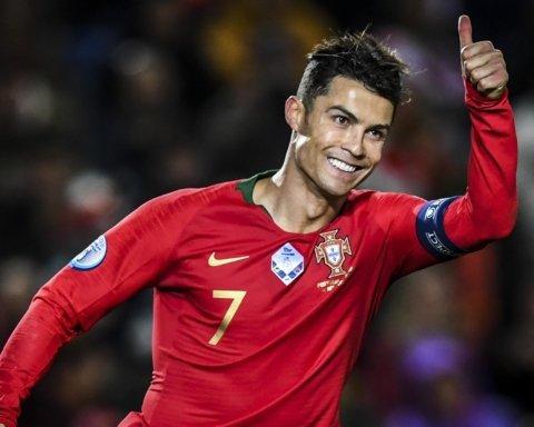 Роналду – перший, кому вдалося в Instagram подолати позначку в 200 мільйонів
