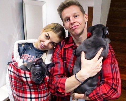 Зінченко і Седан зустріли Новий рік разом із Зеленським