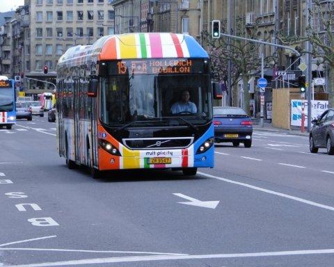 Европейская страна сделала полностью бесплатным общественный транспорт