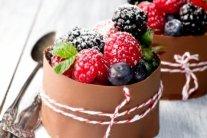 Їсти все і худнути: список солодощів з мінімумом калорій