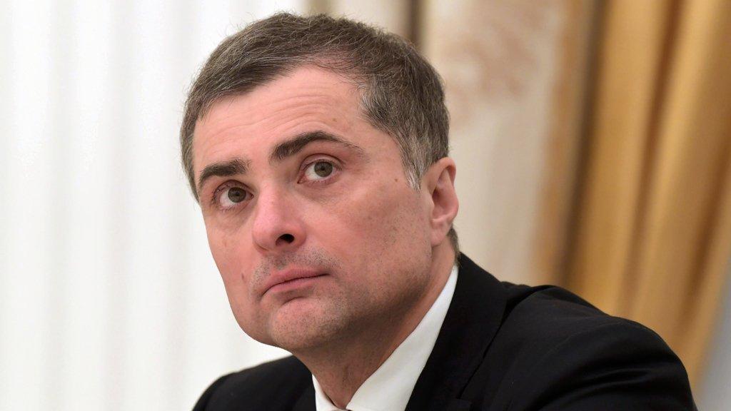 Україна не заслуговує: Сурков зробив гучну заяву про Донбас