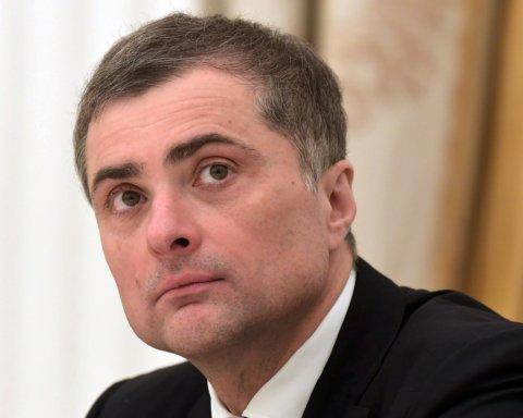 Украина не заслуживает: Сурков сделал громкое заявление о Донбассе