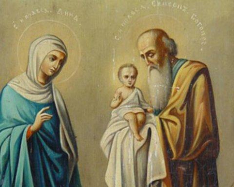 16 лютого – день Симеона і Анни: що обов'язково треба зробити в цей день