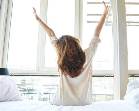 Як швидко прокинутися вранці і бути бадьорим весь день