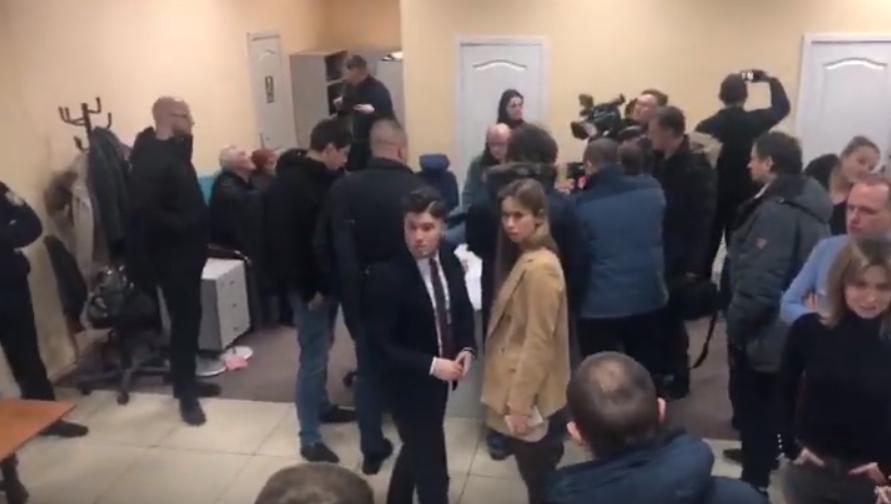 СБУ пришла с обысками на телеканал «1+1»