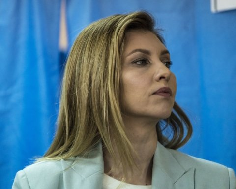 Жена Зеленского возьмется за развитие школ в Украине