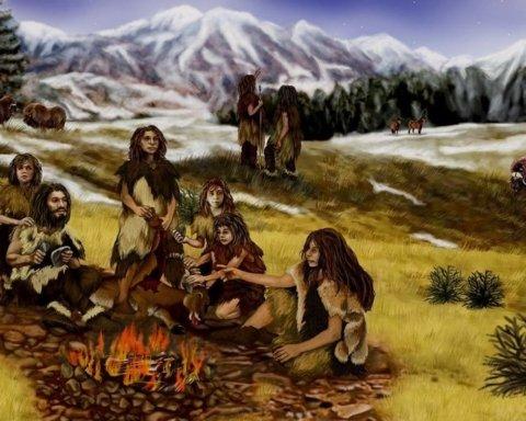Ученые узнали, как размножались первобытные люди