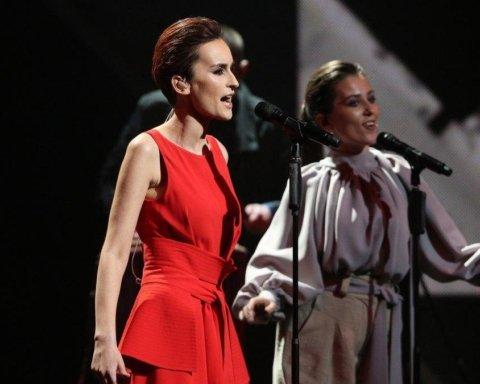 Украина представит на Евровидении песню на украинском языке