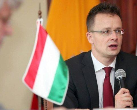 """Угорщина зробила Україні пропозицію для вирішення """"мовного питання"""""""