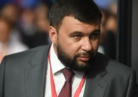 """""""У Зеленського є вказівка"""": Пушилин накинувся на Україну через відведення військ"""