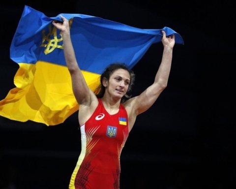 Украинка победила россиянку и завоевала золото на чемпионате Европы по борьбе