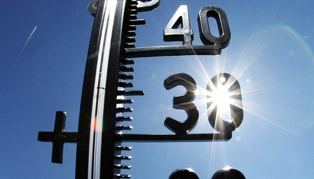 Прогноз погоди на липень: синоптики прогнозують спеку до 40 градусів