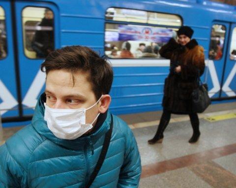 В Києві продають медичні маски за космічними цінами