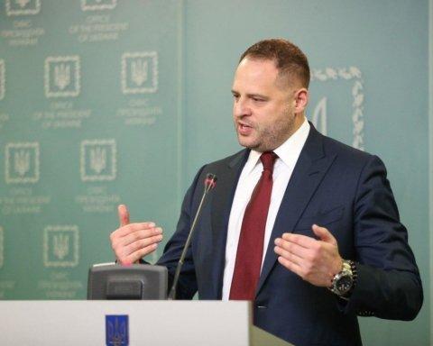 Єрмак дав чітку відповідь щодо проведення виборів на Донбасі