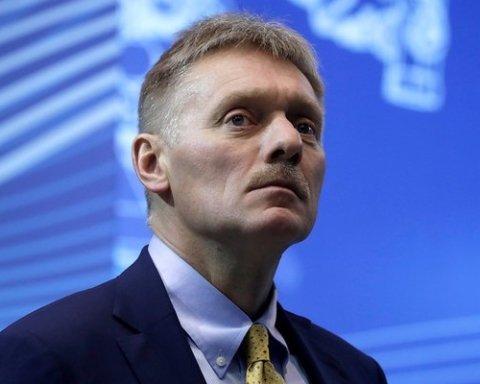 В Кремле отреагировали на катастрофическое падение рейтинга Путина