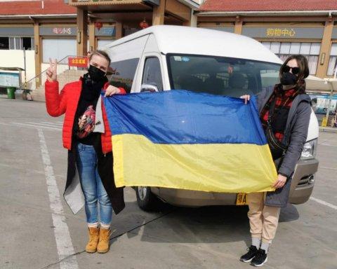 Эвакуация украинцев из эпицентра коронавируса: опубликовано видео