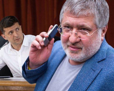 """""""Привіт"""" Коломойському і Дубинскому: що стоїть за обшуками на """"плюсах"""" і навіщо це Зеленському"""