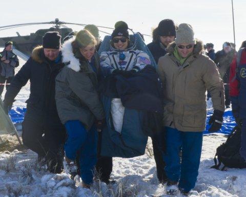 Американська астронавтка повернулася на Землю, встановивши новий космічний рекорд