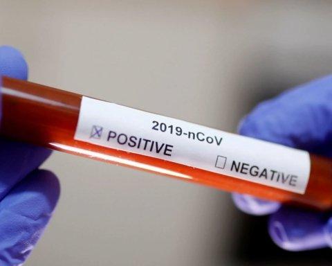 Еще у двоих украинцев диагностировали коронавирус