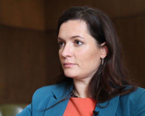 Скалецкая рассказала, как будет руководить Минздравом из резервации