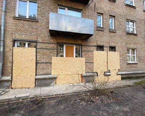 У Києві люди замерзають у квартирах через незаконне будівництво