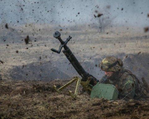 Наступление россиян под Золотым: боевики внезапно обвинили Украину
