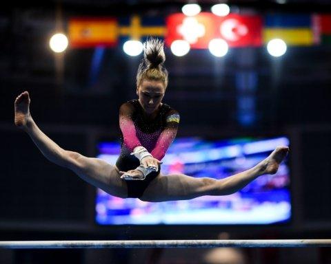 Украинка Варинская выиграла золото в Мельбурне