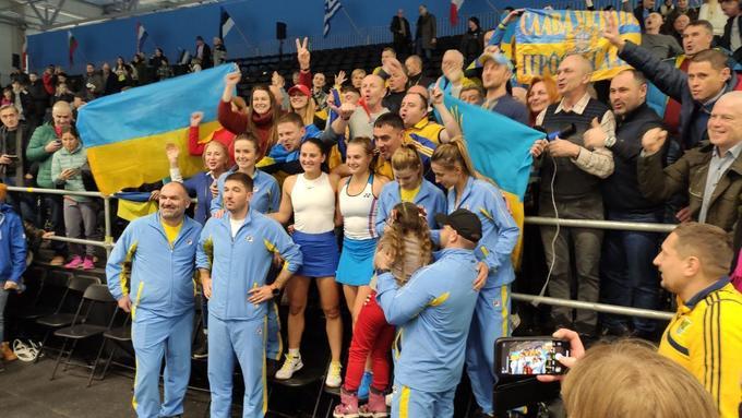 Світоліна свій матч програла, але збірна України перемогла естонок на Кубку Федерації
