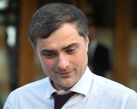 У Кремлі розповіли про подальшу долю Суркова