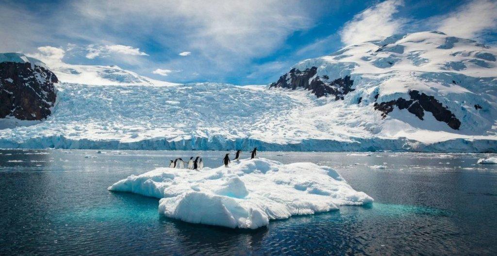 Антарктида тане: NASA опублікувало фото катастрофічного танення крижаної шапки