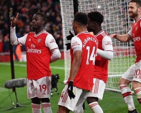 Арсенал — Ньюкасл — 4:0: онлайн-трансляция матча АПЛ