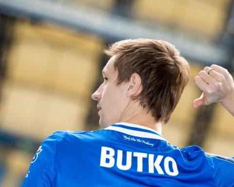 Бутко перешел из Шахтера в европейскую команду