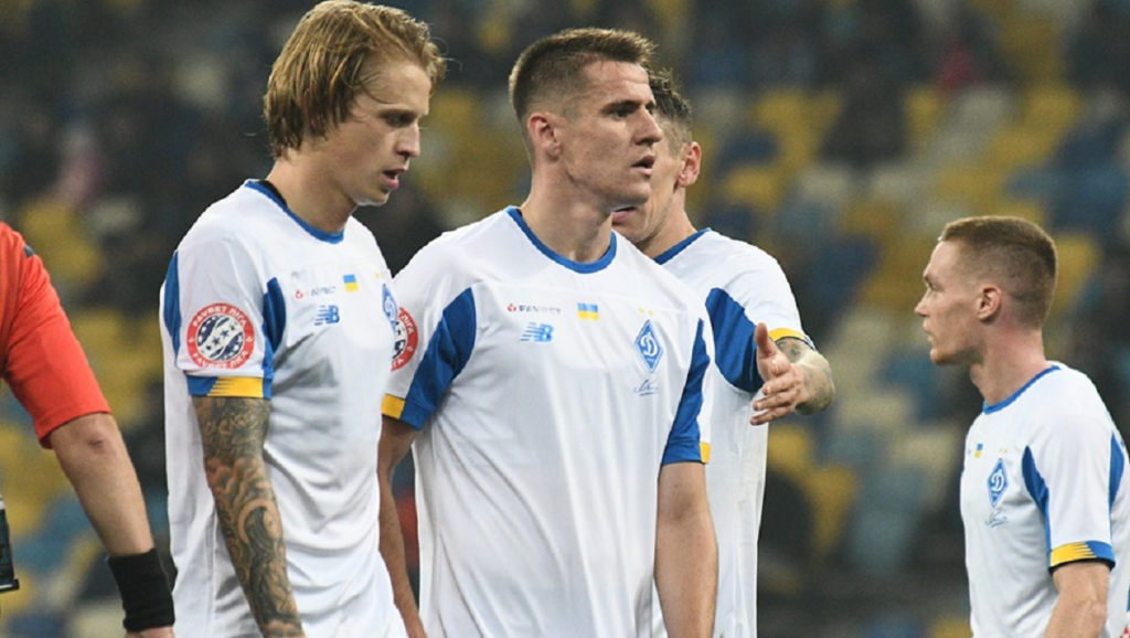 Динамо продовжило контракт з Бєсєдіним, якого підозрюють у вживанні допінгу